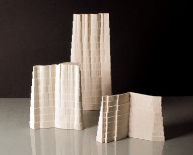 Narrow Roads Collection 2012 Porcelain
